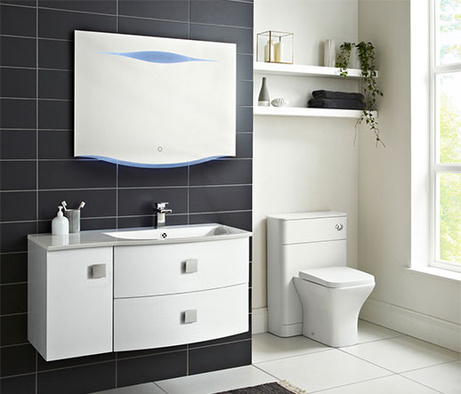 Bathroom Suite Hero Image
